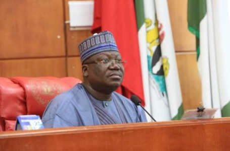 Senate President Proposes that Anti-corruption Should Be Included In School Curriculum