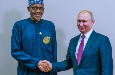 Things You Must Know About Buhari's Trip To Russia