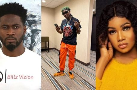 Tacha's Manager Teebillz Blows Hot On Zlatan For Mocking Tacha