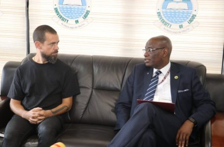 Twitter CEO, Jack Dorsey and his team visit University of Lagos (Photos)