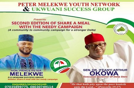 SHARE A MEAL CAMPAIGN WITH THE NEEDY