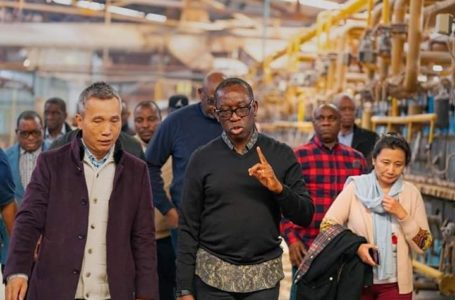 Gov. Okowa Hunts For Delta State Industrialization – Hessington Okolo