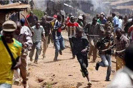 [Video] Many feared dead, several injured as PDP, APC supporters clash in Bayelsa