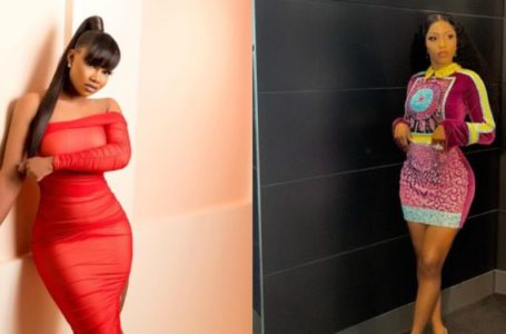 Don't stand too close to the heater babe, plastic melts – Tacha replies Mercy's diss (Photo)