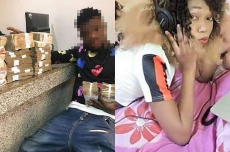 IBADAN YAHOO BOY LOST WIFE TO HIS ONLINE VICTIM