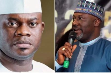 """I am better than Yahaya Bello in bed"" -Dino Melaye"