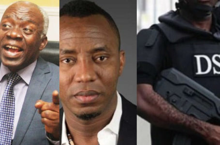 Well meet in court, you're not above the law – Falana tells DSS for refusing to release Sowore the second time