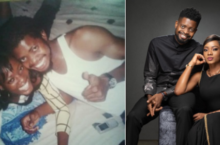 'I changed your life, you were an ugly Ajegunle boy when I met you' – Basketmouth's wife, Elsie (Video)