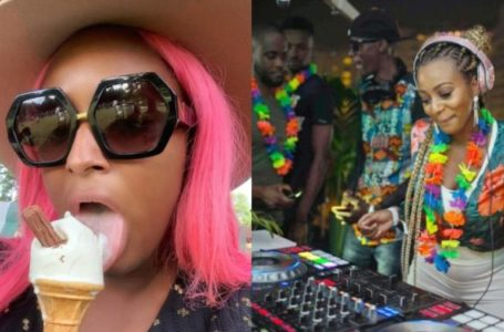 Most people think I am a jobless Billionaire that eats Ice Cream all day – DJ Cuppy
