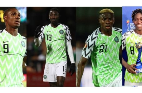 Ighalo, Oshoala, Osimhen, Ndidi, S'Eagles nominated for CAF 2019 Awards (Full list)
