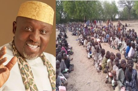 Rochas Foundation partners Refugee Commission to build schools in IDP Camps nationwide