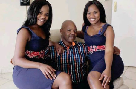 Identical twins in  S'African married to the same man dump him after 8 years