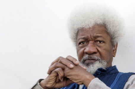 I've been living with cancer for five years – Wole Soyinka makes shocking revelation
