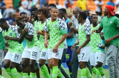 Breaking: Super Eagles defeat Squirrels of Benin 2-1 in AFCON qualifier
