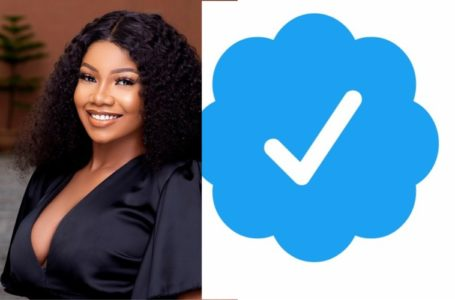 Tacha becomes Female BBNaija star to be verified on Twitter, See reactions from her Titans