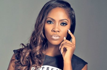 Tiwa savage dances in skimpy outfit