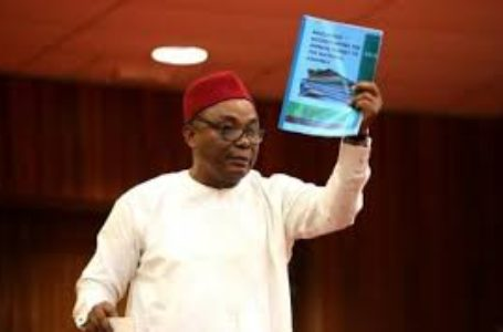 SENATOR PETER NWAOBOSHI SUBMITS REPORT OF SCREENING OF NDDC BOARD NOMINEES AS SENATE CONFIRMS NEW BOARD