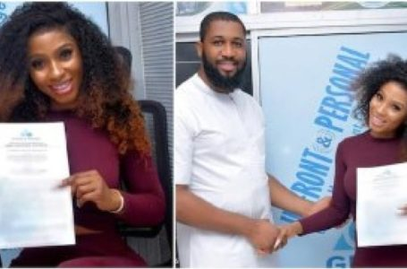 BBNaija Winner Mercy Bags Another Endorsement Deal