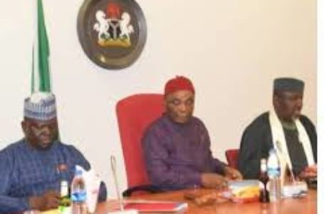 NDDC BOARD: SENATORS PETER NWAOBOSHI AND OTHER SENATORS SCREEN NOMINEES