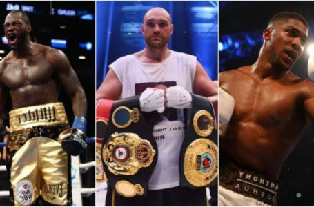 Deontay Wilder and Tyson Fury are the best in the world, but I'd beat them – Anthony Joshua confidently says