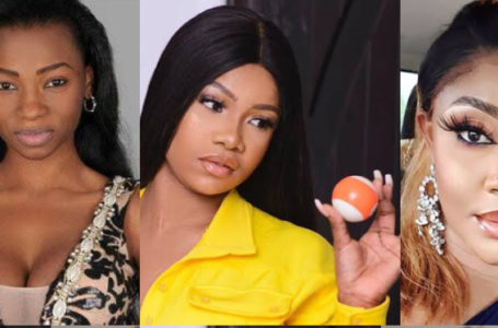 Jaruma reacts after Angela Okorie called Tacha out for being an ingrate