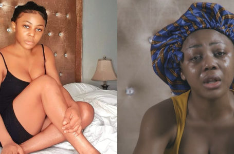 """I'm done for now"" – BBNaija star, Ifu Ennada gives up on her dream in flood of tears"