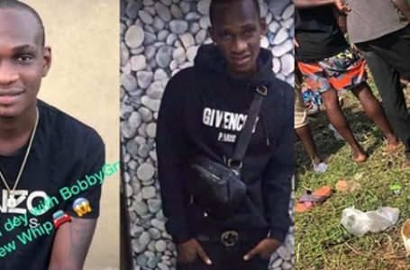 MAPOLY student screaming 'my money's inside the well', dies after jumping into a well