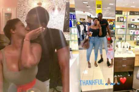Princess Shyngle reunites with ex boyfriend after vowing never to forgive him (Video)
