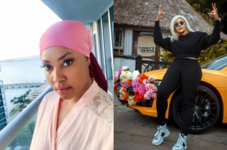 """I feel like a Tanzanian"" – Angela Okorie arrive Tanzania days after her attack"