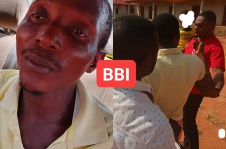A 4-YEAR OLD GIRL BRUTALLY DEFILED BY A 42-YEAR OLD LANDLORD- (Video)