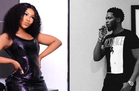 Teebillz & Tacha narrates how they both parted ways in new press release