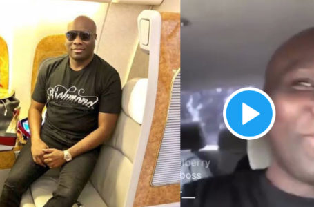 """I'm not a yahoo boy"" – Mompha tells the world as he returns to his billionaire lifestyle (Video)"