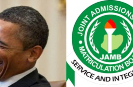 Nigerians react as JAMB's official twitter page handler commits grammatical error