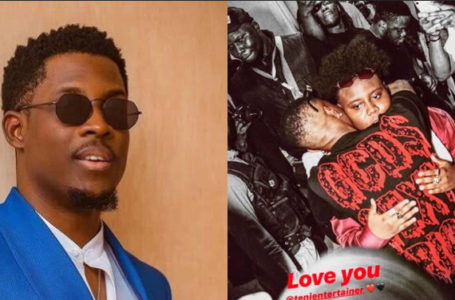 Seyi was seen in the background photo Wizkid shared of himself with Teni but BBNaija star, (Photo)