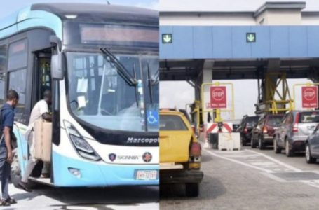 Hear this people in lagos: Sanwo-Olu declares free BRT rides and Toll gates on Christmas, New Year Days