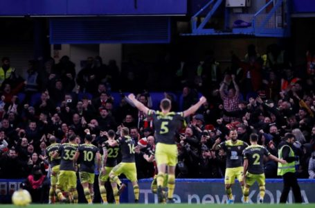 Chelsea Beaten hands-down by Southampton at Stamford Bridge