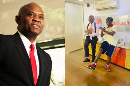 Angry Nigerians Attack Rotimi Amaechi In Spain