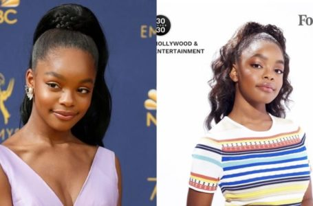 15-year-old actress, Marsai Martin makes Forbes 30 Under 30 list