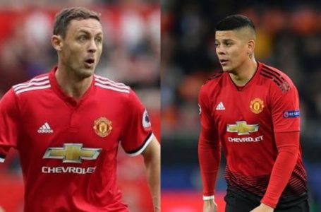 Two Man Utd players ready to leave the club in January