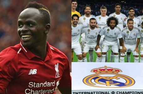 Real Madrid is planning a summer move to snatch Mane away from Liverpool