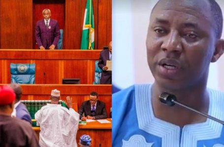 Sowore: House of Reps reacts to reported court invasion by DSS
