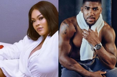 Anthony Joshua is my spiritual husband – Daniella Okeke