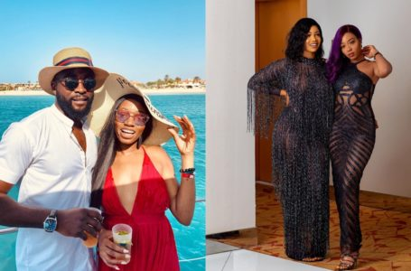 Tacha Congratulates Gedoni and Khafi's on their engagement