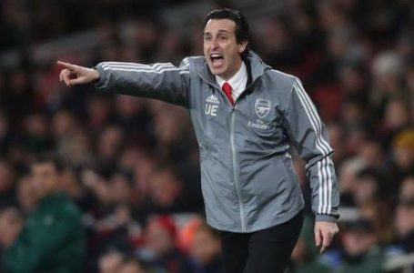 Emery rejects offer to become Everton's manager