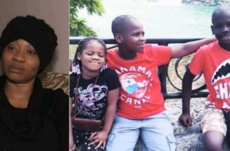 'We were going to file for permanent residency' – Nigerian Mother living in Canada who lost her three kids finally speaks