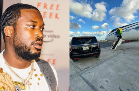 """""""I'm moving to Africa"""" – Meek Mill heads to Africa."""