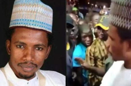 Senator Abbo seen sharing malt drinks to members of his constituency (Video)