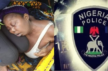 A widow beating to death in Akwa~Ibom kingdom by Police officer.