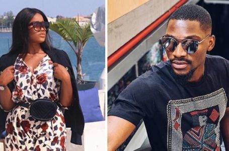 Cee-C allegedly visits X-lover Tobi Bakre, begs for forgiveness then this happened