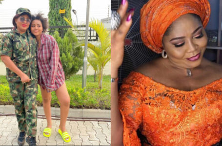Regina Daniels celebrates her mom birthday, Rita Daniels at 45 (Photos)‬